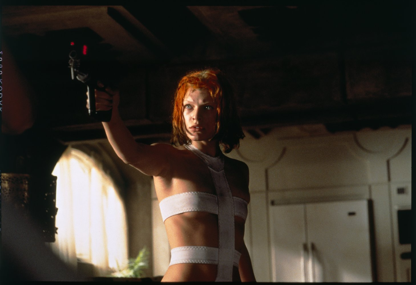 Milla Jovovich in Fifth Element